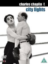 Charlie Chaplin: City Lights Dvd (2003) Charlie Chaplin cert U