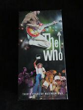The Who - Thirty Years of Maximum R&B    Box Set 4 cd´s