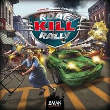 Z-Man Games : Road Kill Rally Board Game BRAND NEW SEALED