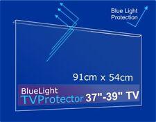 "TV Screen Protector 40 37""-39"" Anti-Blue Light  91cm x 54cm"