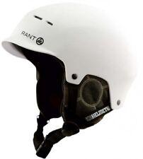 K2 RANT SKI SNOWBOARD HELM WHITE WEIß GRÖßE S (51 - 55 cm) NEU OVP