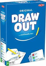 Tactic Original Draw Out: Family Board Game Ages 10 plus, 3-6 players