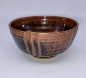 Warren Mackenzie Studio Pottery Bowl RARE 1950's ALIX Chop Decorated