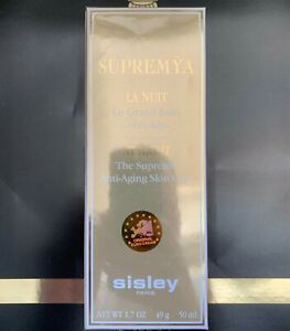 SISLEY Supremya At Night The Supreme Anti-Aging Skin Care 1.7oz New