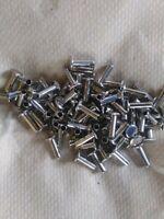 100 pcs ALCOA Auto-Bulb ABP-R8-M11 Structural Blind Steel Pop Rivet 1//4 HVY DUTY