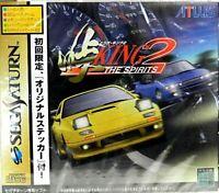 Toge KING The Spirits 2 SEGA Saturn Video Game Japanese