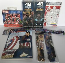 7pc Avengers mixed gift bundle collection