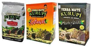 Kurupi Yerba Mate Tea 500g - Produced in Paraguay   FAST SHIPPING