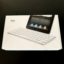 Apple iPad keyboard Dock- Dock tastiera iPad