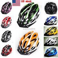 NEW Bicycle Helmet Bike Cycling Adult Adjustable Unisex Safety Helmet with Visor