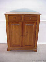 Zimmerman Chair Solid Cherry Jelly Cupboard