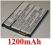 Battery 1200mAh type BL-44JH EAC61878801 AAC for LG Optimus L7 P705