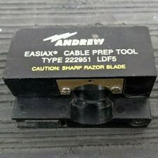 Andrew Easiax Cable Prep Tool Type 222951 Ldf5