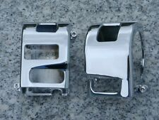 Kawasaki Vulcan 900 2000 CHROME SWITCH HOUSING COVERS