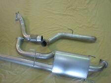 FORD RANGER/MAZDA BT-50 2006-2011 - 3''  EXHAUST SYSTEM
