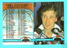 1991-92 Topps Stadium Club Hockey Set 1-400 91