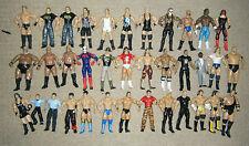 WWE CLASSIC WRESTLING ACTION FIGURE SERIES LEGENDS WRESTLER SUPERSTARS MATTEL