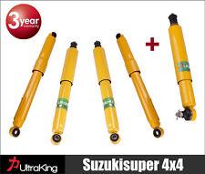 Extended Shocks Dampener HD Set Hilux 4x4 LN65 LN67 YN65 YN67 LN106 RN105