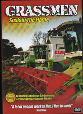 Tractor Farming DVD: GRASSMEN - SUSTAIN THE FLAME