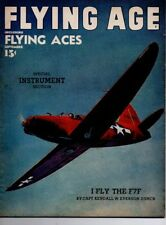 "Flying Age Magazine September 1945 Vol.51 No 2 ""I Fly the F7F"""