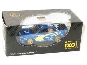 1/43 Subaru Impreza S11 WRC`05  Propecia Rally New Zealand 2005 #6 C.Atkinson