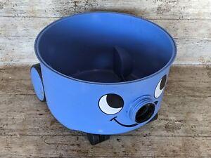 Genuine Used NUMATIC Henry Vacuum Housing Bin Body Tub Base Spare Part - Blue