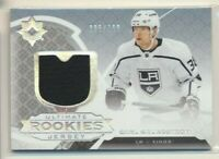 2019-20 Ultimate Collection Ultimate Rookies Jersey 145 Carl Grundstrom /399 LA