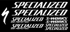 SPECIALIZED S-WORKS ES AEROTEC DECAL STICKERS VINYL SWORKS BIKE FULL SET