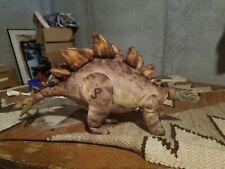 The Lost World Jurassic Park Stegosaurus dinosaur plush 14 inch 1997