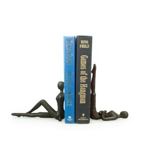 Danya B Ladies Stretching Metal Bookend Set - ZI11217