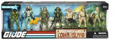 GI Joe 25th Attack of COBRA ISLAND 7 Pack Figure Set MISB! ~