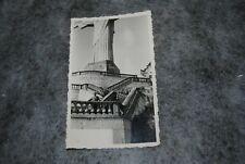 (ETA) photo vintage 1930- 1939 brésil sommet du corcovado