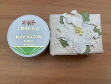 Pure Fiji Hydrating Body Butter Noni 1/2oz & Handmade Coconut Soap 50g Fiji Made