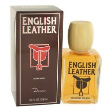 ENGLISH LEATHER by DANA * HUGE 8/8.0 oz (236 ml) Cologne Splash NEW & SEALED