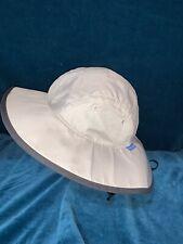 "Wallaroo Hat Company Beige ""Casual Traveler"" Hat UPF 50+ Adjustable Packable"