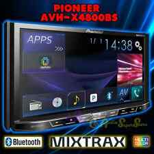 "NEW PIONEER AVH-X4800BS DOUBLE 2 DIN DVD/CD PLAYER 7"" BLUETOOTH SPOTIFY PANDORA"