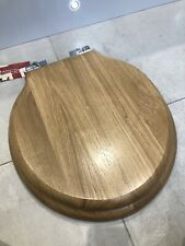 Imperial Oak Soft Close Toilet Seat