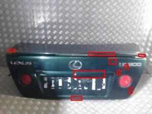 Malle/Hayon arriere LEXUS IS 200 2.0 PACK   /R:22002591