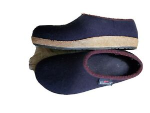 Stegmann wool clogs/slippers Size 7