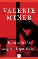 Murder in the English Department: By Miner, Valerie