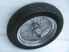 """Harley Davidson 16"""" laced spoke Front Wheel Heritage Softail Springer ? #9375"""