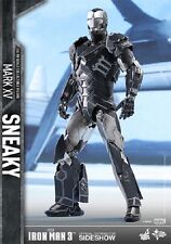 1/6 Iron Man 3 Iron Man Mark XV Sneaky MMS Hot Toys 902637