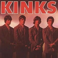 The Kinks Self Titled 180gm Red Coloured Vinyl LP Limited 2015 &