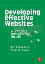 Roy Strauss (2001 Illustrated PB) Developing Effective Websites