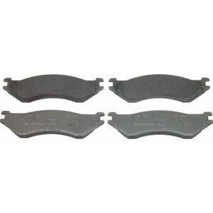 Disc Brake Pad Set-ThermoQuiet Disc Brake Pad Front fits 00-01 Dodge Ram 1500