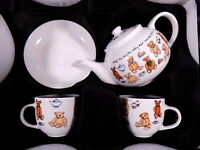 Paul Cardew Teddy Bears Picnic Tea Set