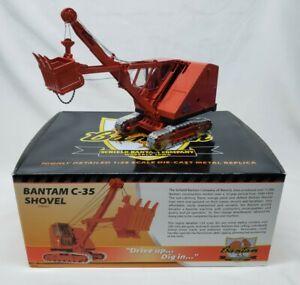 Schield Bantam Company C-35 Shovel Excavator 1/25 Scale By SpecCast NIB