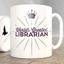 World's Greatest Librarian - Mug