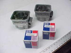 SKI DOO Formula MX MXZ 460 Type 467 Cylinder Piston 1985 to 1993 Bored