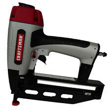 Craftsman 9-18175 16 Gauge Pneumatic Finish Nailer Kit w/Case - Magnesium Body